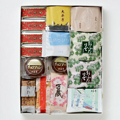 ROKKATEI(六花亭) 詰め合わせ 六花撰 18個入