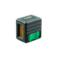 ADA INSTRUMENT ダイレクトグリーンレーザー墨出し器 キューブミニ グリーン 65×65×45mm