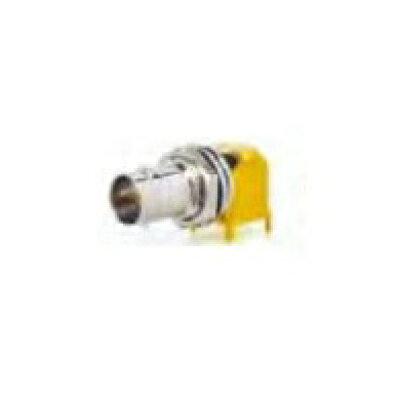 カナレ電気 75ΩBNC型基板取付リセプタクル ナット前止めタイプ BCJ-FPLV-12G 20個入