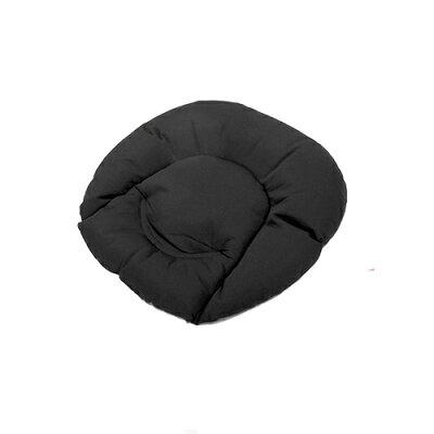 お手軽美人 骨盤座ぶとん リニューアル 簡易パッケージ版 38×38×7cm ブラック