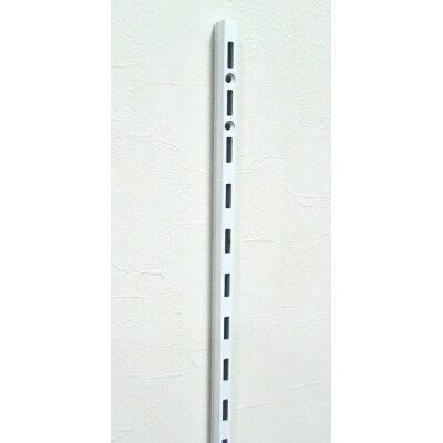 ロイヤル 棚柱 チャンネルサポート ASF-1W 900ミリ ホワイト