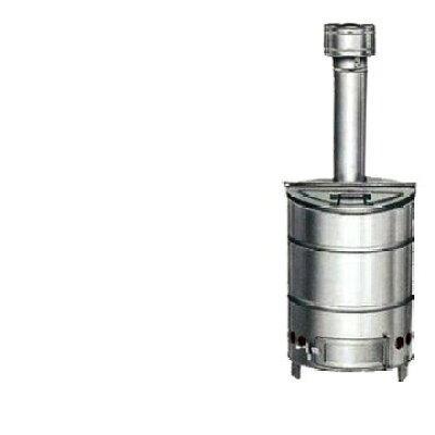 藤本 ステンレス焼却器 120L
