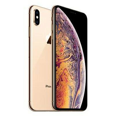 アップル iPhoneXS Max 64GB Gold SIMフリー