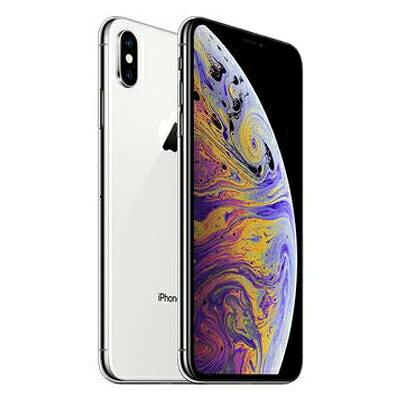 アップル iPhoneXS Max 64GB Silver SIMフリー