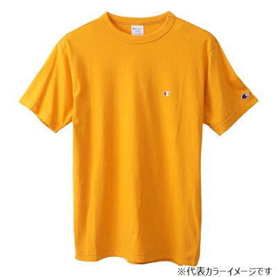 Champion(チャンピオン)ワンポイントベーシックTシャツ(C3-P300)