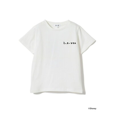 B:MING by BEAMS / Disney ミッキー フロッキーTシャツ