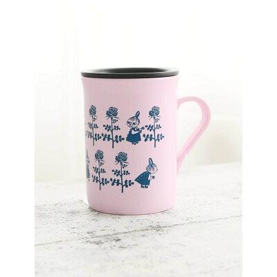 Moomin×AfternoonTea/蓋付き樹脂マグカップ
