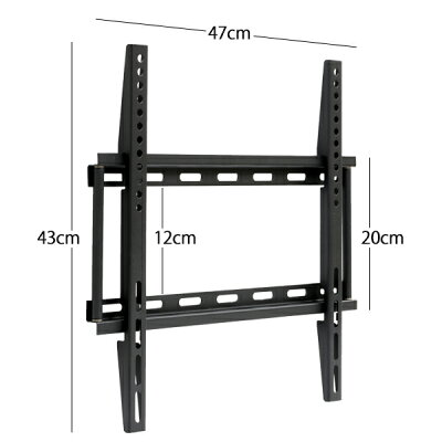 20~37インチ対応テレビ用壁掛け金具 TV-HDL-135