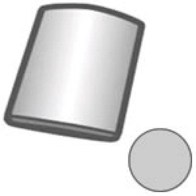 SHARP 超音波ウォッシャー用 本体キャップ シルバー系 294 117 0001
