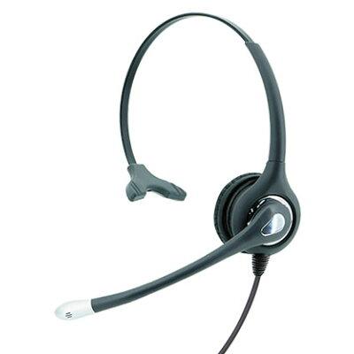 GENETIVE 固定電話 ヘッドセット 片耳 HD036NW
