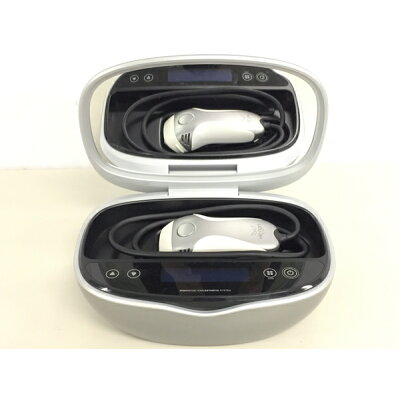 エムテック KE-NON 家庭用フラッシュ式 脱毛器 Ver 4.1 NIPL-2080 シルバー