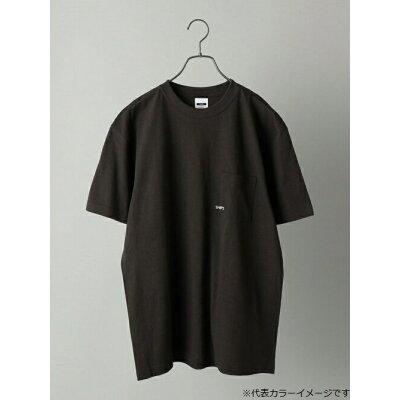 SHIPS: マイクロ SHIPSロゴ ポケット Tシャツ